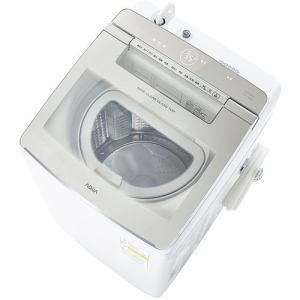 アクア AQW-TW10M(W) 洗濯乾燥機 (洗濯10.0kg・乾燥5.0kg) ホワイト