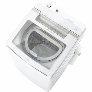 アクア AQW-TW9M(W) 洗濯乾燥機 (洗濯9.0kg・乾燥4.5kg) ホワイト