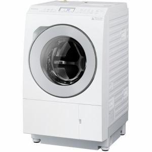Panasonic NA-LX125AR-W ななめドラム洗濯乾燥機 マットホワイト