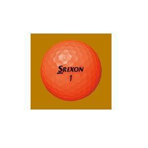 ダンロップ スリクソン Z-STAR 2015年モデル 【ゴルフボール】 1スリーブ(3球入り) プレミアムパッションオレンジ