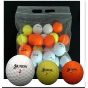 オーエスティ ロストボール(スリクソン Zスターシリーズ) 【ゴルフボール】 1パック25球