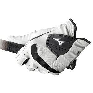ミズノ ゴルフグローブ コンフィグリップ(26cm/ホワイト)5MJML60201