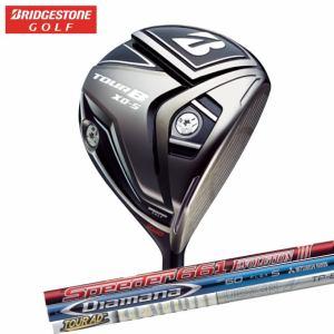 ブリヂストンゴルフ TOUR B XD-5 ドライバー Tour AD TP 6 Diamana BF60シャフトBRIDGESTONE GOLF ゴルフクラブ メンズ
