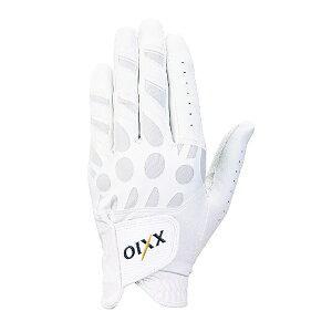 ダンロップ DUNLOP 【メンズ 右手用】ゴルフグローブ XXIO(22cm/ホワイト) GGG-X010R