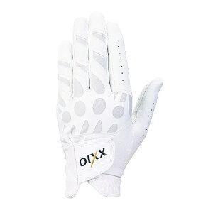 ダンロップ DUNLOP 【メンズ 右手用】ゴルフグローブ XXIO(24cm/ホワイト) GGG-X010R