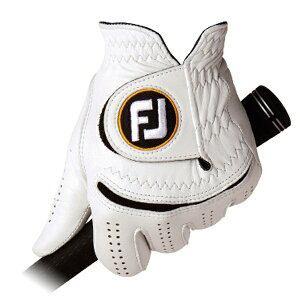 フットジョイ 【メンズ 左手用】ゴルフグローブ StaSof(24cm/WT24)FGSS17