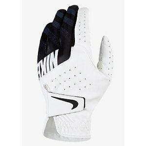ナイキ 【メンズ 左手用】 ゴルフグローブ Sports(MLサイズ/ホワイト×ブラック×ブラック)GG0526-101