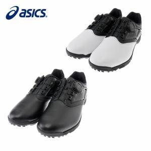 アシックス  ゴルフシューズ スパイクレス メンズ GEL-TUSK 2 Boa TGN921 asics