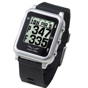 朝日ゴルフ GPSゴルフナビ 距離計測器 イーグルビジョン ウォッチ 4(ブラック) EAGLE VISION watch 4 EV-717 WATCH4 BK