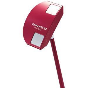 キャスコ Red9/ 9 RM-002(マレットタイプ) パター 34インチ Kasco RED9/ 9 マレット