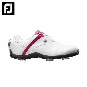 フットジョイ FootJoy ゴルフシューズ ソフトスパイク レディース LoPro SPORTS SPIKE Boa 97158