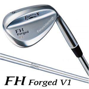 フォーティーン FH Forget V1 ウェッジ ロフト41° N.S.PRO 950 GH HT スチールシャフト 41° 18FHFV1P41NS