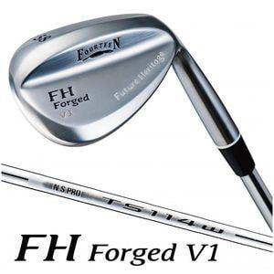 フォーティーン FH Forget V1 ウェッジ ロフト41° TS-114W スチールシャフト 41° 18FHFV1P41TS114W