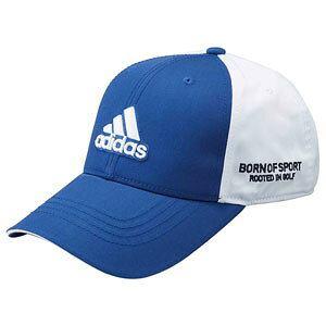 アディダス adicross コットンツイルキャップ (ブルー) adidasGolf 18SS CCR64 M73959 AD18SS CCR64 BL