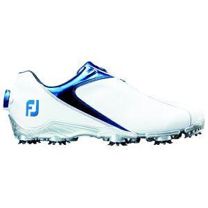 フットジョイ メンズ ゴルフシューズ FJ SPORT Boa(26.5cm/White×Blue)#53144