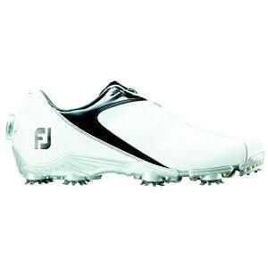 フットジョイ メンズ ゴルフシューズ FJ SPORT Boa(25.0cm/White×Black)#53152