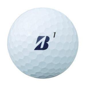 ブリヂストン 8JWX TOUR B JGR ホワイト ゴルフボール 1ダース12球入り