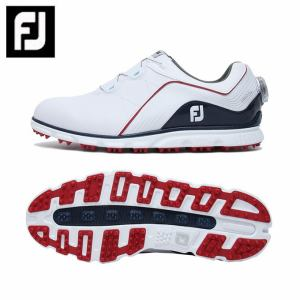 フットジョイ FootJoy ゴルフシューズ スパイクレス メンズ NEW ProSL Boa 53290 W