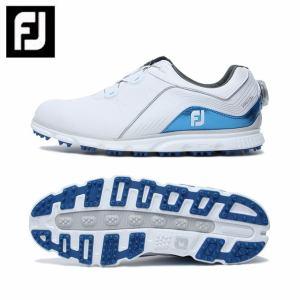 フットジョイ FootJoy ゴルフシューズ スパイクレス メンズ NEW ProSL Boa 53291 W