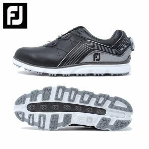 フットジョイ FootJoy ゴルフシューズ スパイクレス メンズ NEW ProSL Boa 53292 W