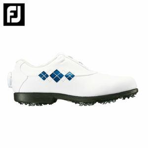 フットジョイ FootJoy ゴルフシューズ ソフトスパイク レディース eCOMFORT BOA 98624