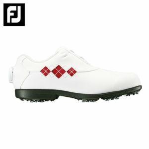 フットジョイ FootJoy ゴルフシューズ ソフトスパイク レディース eCOMFORT BOA 98625