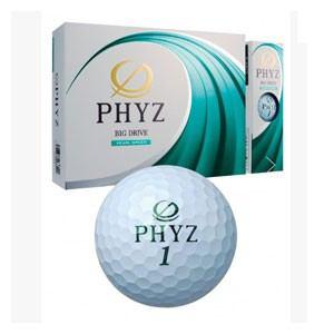 ブリヂストンゴルフ ゴルフボール PHYZ 1ダース 12個入り(パールグリーン) Bridgestone P7BX