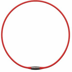 TDK D1A-42RED EXNAS 磁気ネックレス 42cm レッド