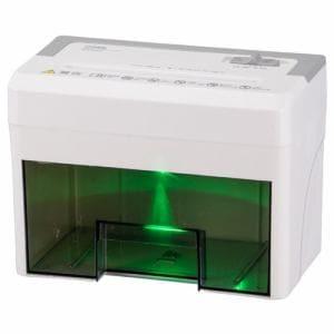 オーム電機 SHR-SDM01 卓上マイクロカットシュレッダー