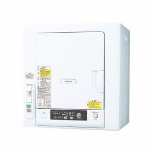日立 DE-N60WV-W 衣類乾燥機 (乾燥6.0kg) ピュアホワイト