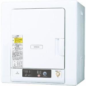 日立 衣類乾燥機 (4.0kg) ピュアホワイト DE-N40WX-W