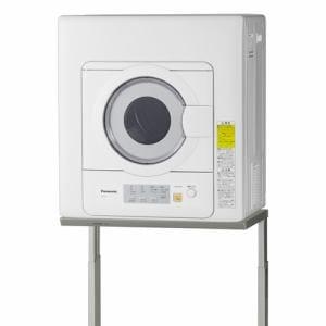 パナソニック NH-D503-W 電気衣類乾燥機 (乾燥5.0kg) ホワイト