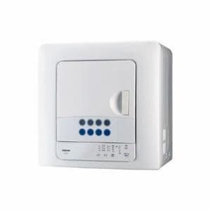 東芝 ED-458-W 衣類乾燥機 乾燥容量4.5kg ピュアホワイト