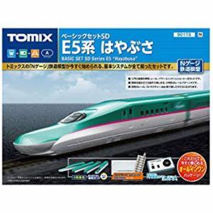 トミックス 90178 E5系はやぶさベーシックセットSD
