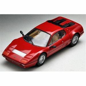 トミーテック TLV-N 1/64 フェラーリ 512BBi 赤