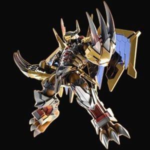 バンダイスピリッツ Figure-rise Standard デジモンアドベンチャー ウォーグレイモン AMPLIFIED