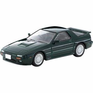 トミーテック LV-N 日本車の時代14 1/64 マツダ サバンナ RX-7 アンフィニ 緑 91年式