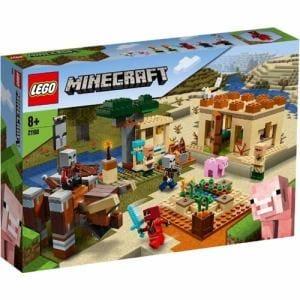 LEGO 21160 マインクラフト イリジャーの襲撃