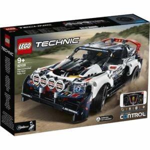 LEGO 42109 テクニック トップギア・ラリーカー(アプリコントロール)