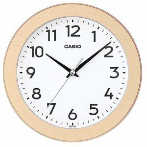 カシオ IQ134-7JF 掛時計 アナログ掛時計
