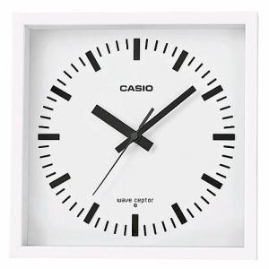 カシオ IQ810J7JF 掛・置兼用時計 アナログ電波掛・置き兼用時計