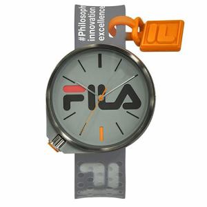 FILA 38-199-005 FILA STYLE 男女兼用サイズ 42mm GRY/GRY
