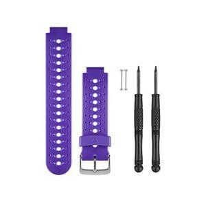 GARMIN 010-11251-84 ベルト交換キットForeAthleteX3X用 Purple