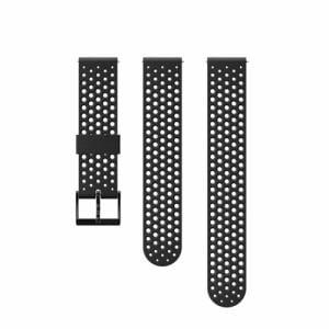 SUUNTO SS050177000 20M STRAP BLACK/BLACK S+M(3フィットネス ブラック ストラップ)正規品