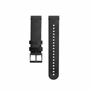 SUUNTO SS050398000 20M STRAP BLACK BLACK M  (3フィットネス ブラック)正規品