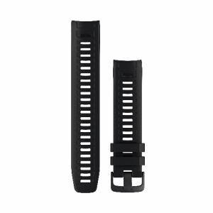 GARMIN 010-12854-20 ベルト交換キット Instinct用 GARMIN 交換ベルト Black