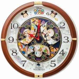 セイコークロック FW588B キャラクターからくり掛時計 ディズニータイム ディズニータイム