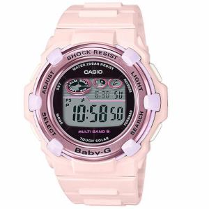 カシオ BGR-3000CB-4JF BABY-G Cherry Blossom Colors 20気圧防水モデル