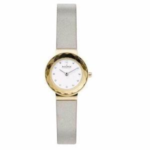 スカ-ゲン SKW2778 レディース腕時計 LEONORA  平行輸入品