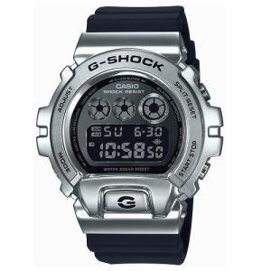 カシオ GM-6900-1JF G-SHOCK メタルカバーモデル